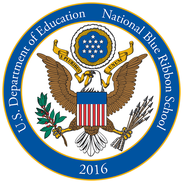 US DOE Blue Ribbon School